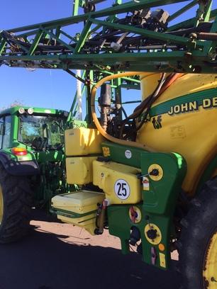 John Deere 824 TF
